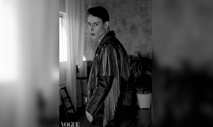 Южноуралец сфотографировался для журнала Vogue