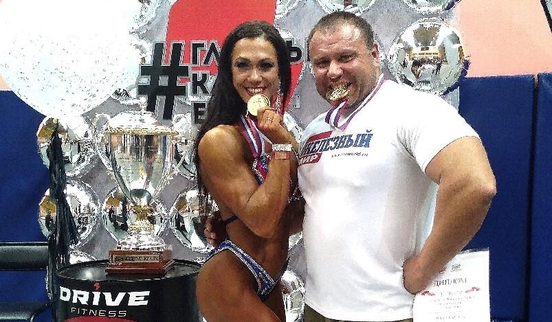 Новая Абсолютная Чемпионка Урала