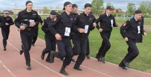 Соревнования для полиции