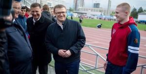 Текслер похвалил Кирилла Воробьева